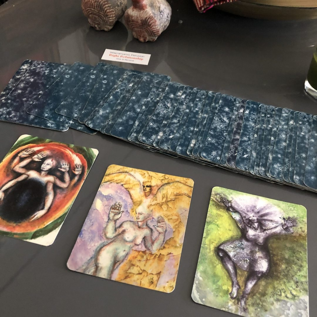 Soul Card Intuitive Reading with Renee Baribeau, The Practical Shaman