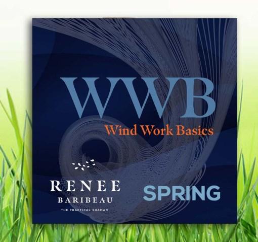 Wind Work Basics Spring Class