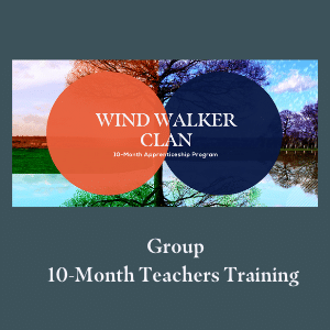 Teachers Training 10-month Group