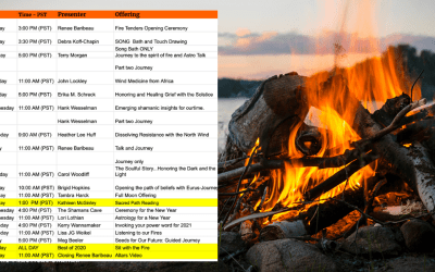 Schedule of Events IAM Symposium Fire Tenders Gathering