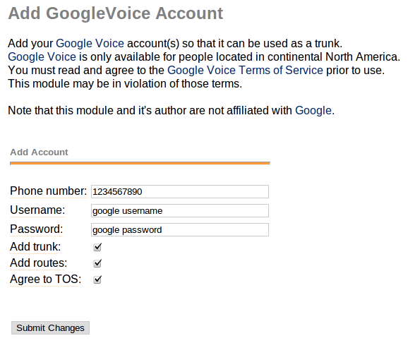 Using Google Voice as a FREE VoIP Solution
