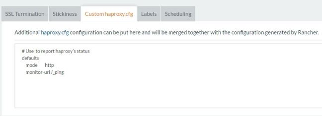 haproxy config