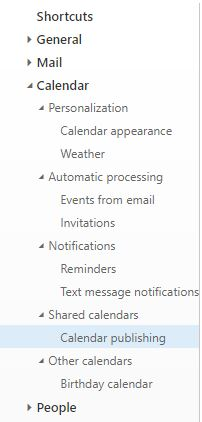Add Office 365 Calendar To Google Calendar