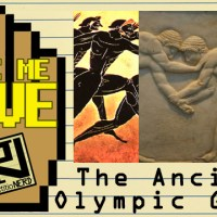 The Ancient Olympic Games - Geek Me Five #13