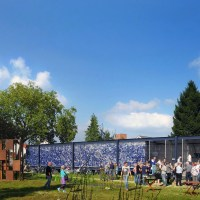 Project.DWG and LOOS.FM turn Recycled Plastic Waste into Building Materials...