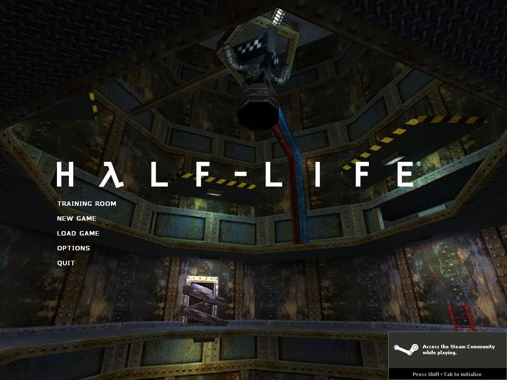This Past Tuesday Half Life A 19 Year Old Game Was