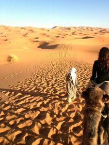 Nada in the desert