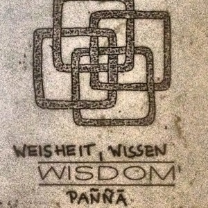 Weisheit, Wissen Wisdom