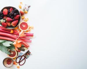 Fruit and photos