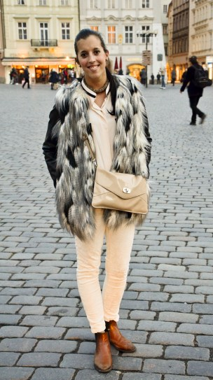 Prague Wandering Spring 2013 Issue Number 1 fashion street style Katerina Pruchova