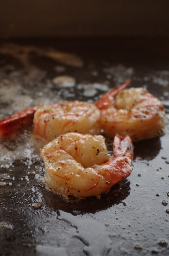 shrimp on grill (1)