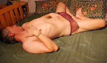 In her panties (12)