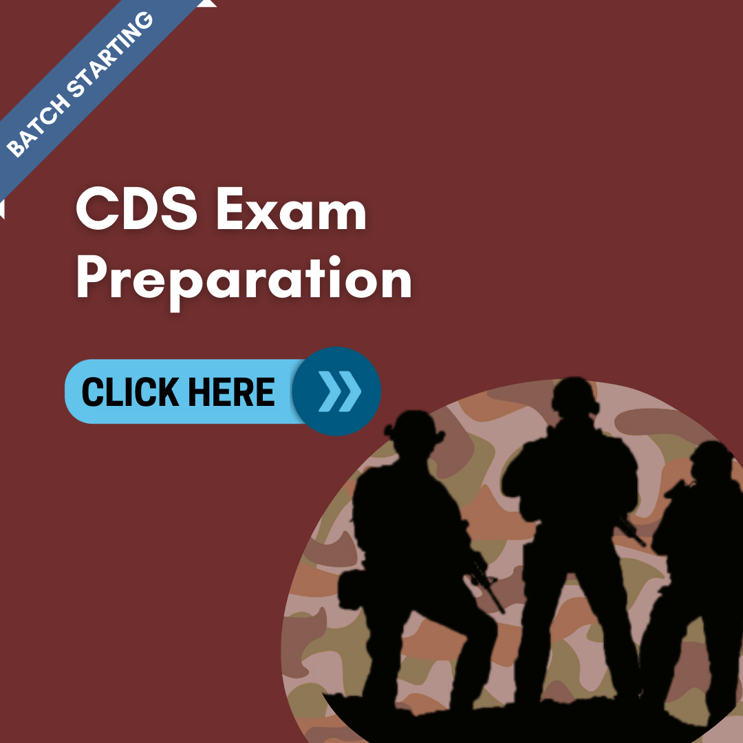 CDS Course Prayas India