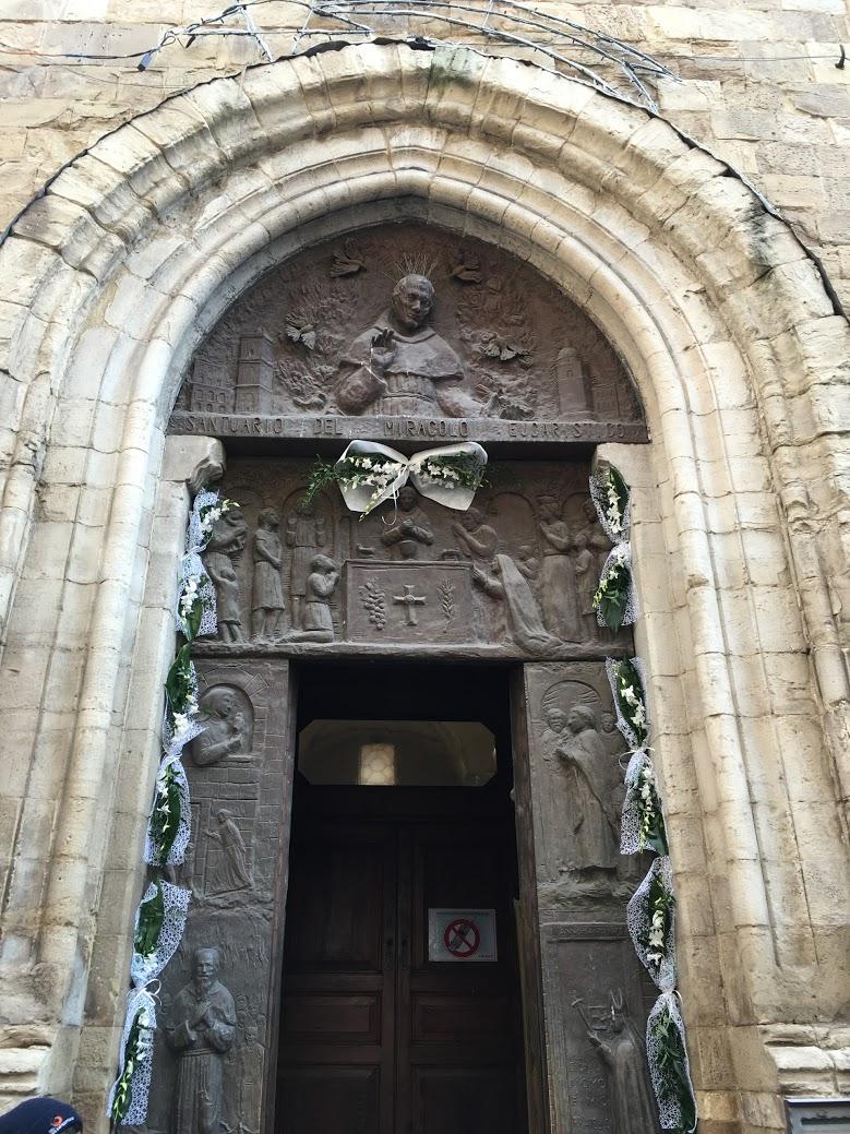 7. Eucharistic Miracle of Lanciano