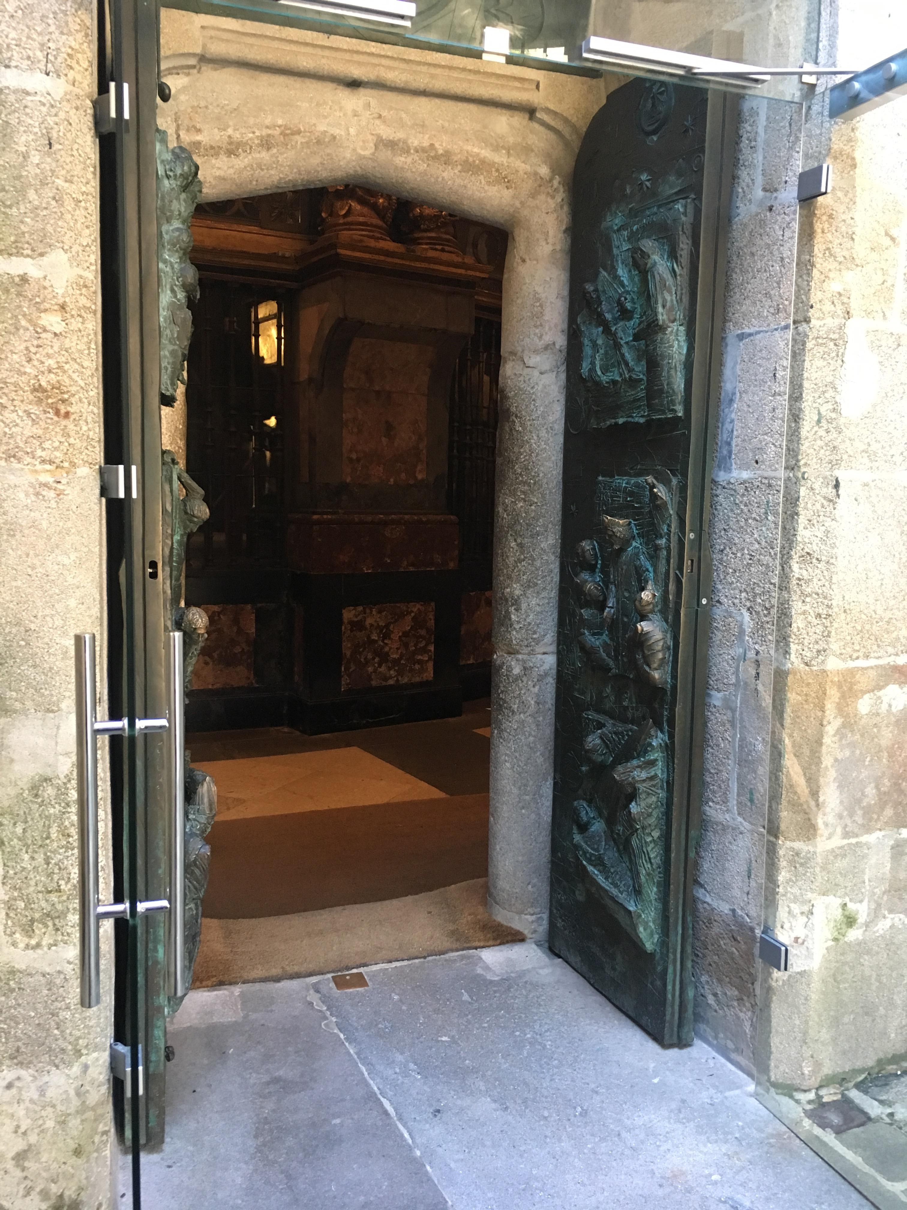 19. Santiago de Compostela - Spain