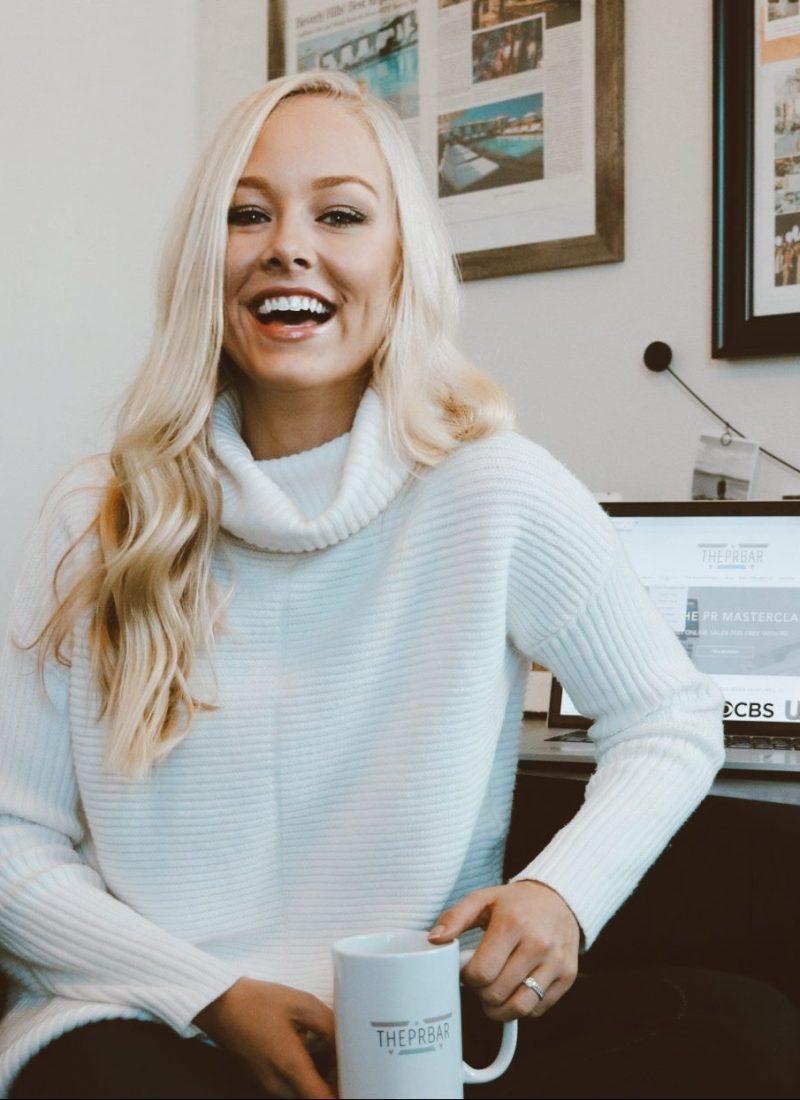 lexie smith, founder, theprbarinc.com