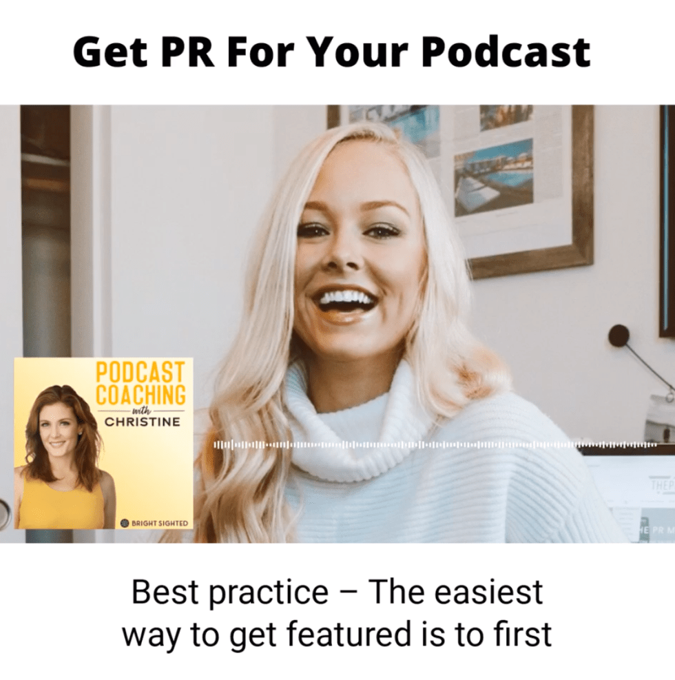 PR Expert: Strategies To Get PRESS For Your Podcast