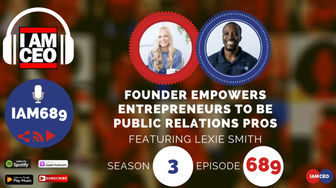 Founder Empowers Entrepreneurs To Be Public Relations Pros
