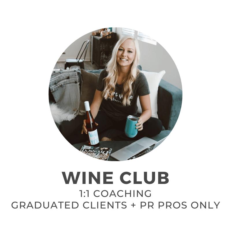 Wine Club - Theprbarinc.com