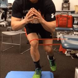 hip stability prehab