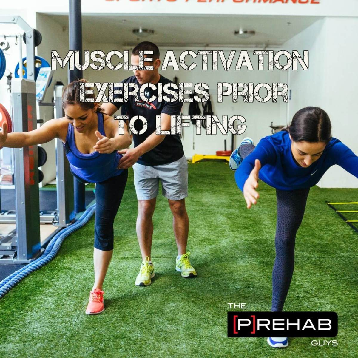 Muscle Activation Prior to Training
