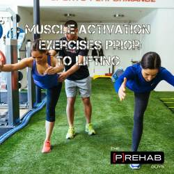 accelerate muscle activation