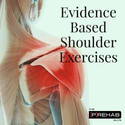Evidence based shoulder
