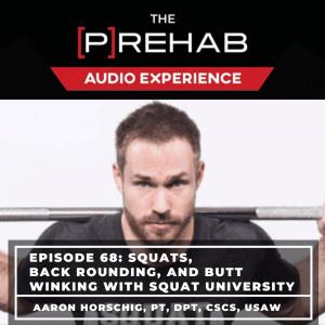 Squat university the prehab guys best squat warm-up