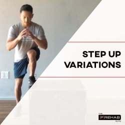 step ups IG