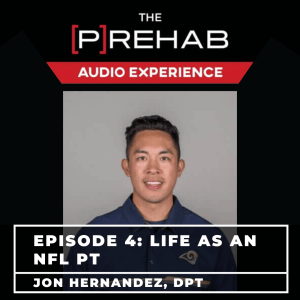 Life As A NFL Physical Therapist With Dr. Jon Hernandez - Image