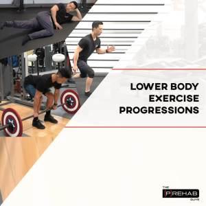 How To Progress Lower Body Exercises bulgarian split squats The Prehab Guys