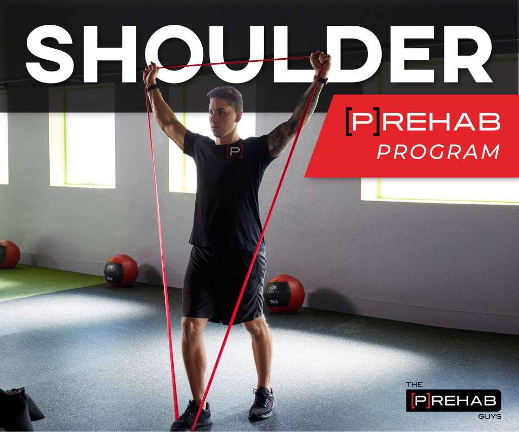 prehab guys shoulder program best lat stretches