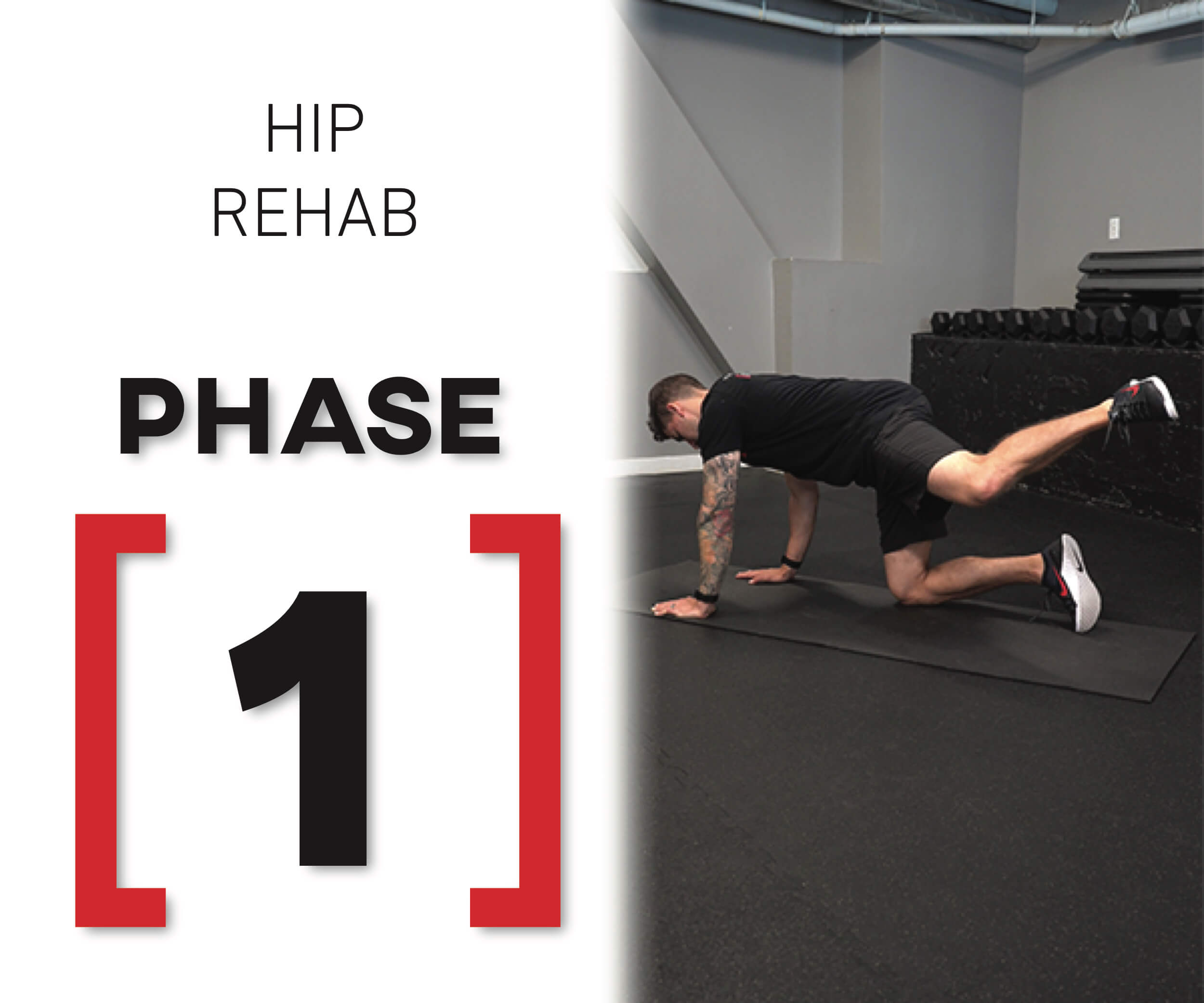 hip prehab program hip rehab phase 1