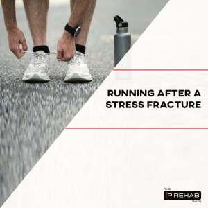 running stress fracture fix flat feet prehab guys