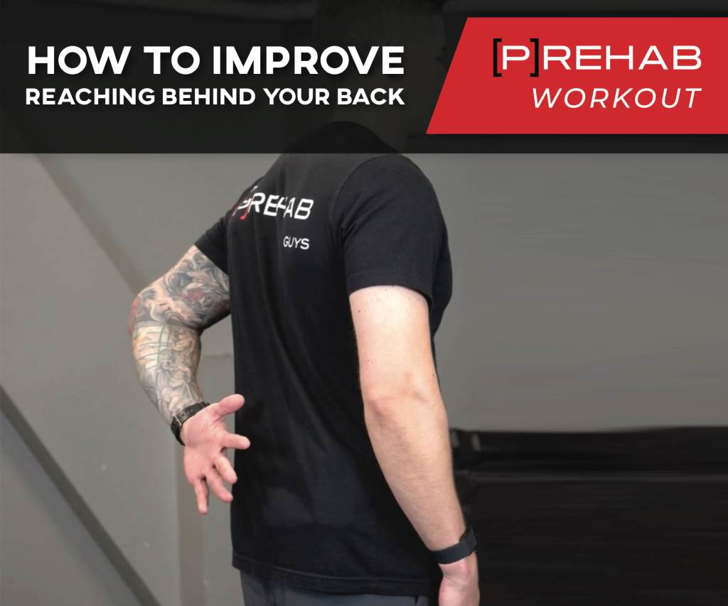 Hand Behind Back Mobility