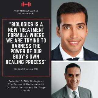 future of medicine biologics the prehab guys