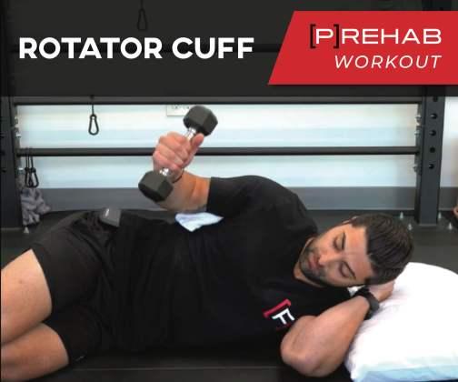 rotator cuff prehab workout