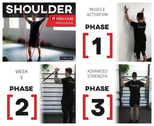shoulder program the prehab guys biceps tendon pain exercises