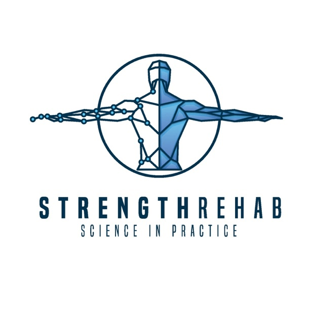 STRENGTH REHAB PODCAST - Image