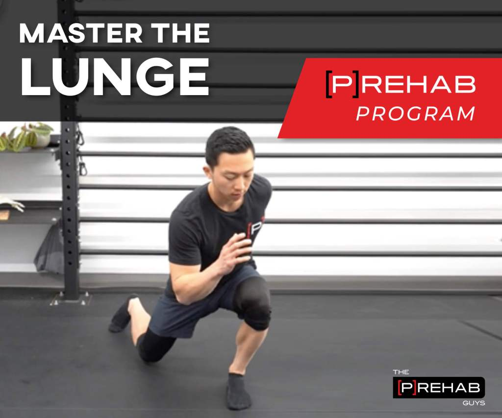 Master The Lunge