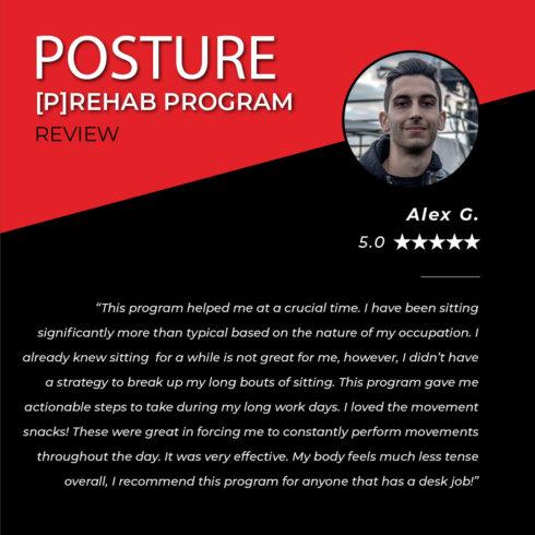 Posture Testimony 1