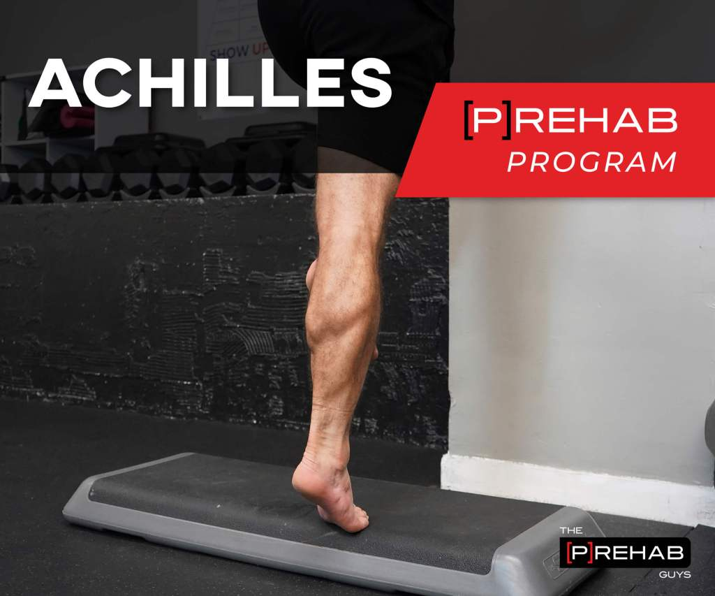 ACHILLES [P]REHAB PROGRAM
