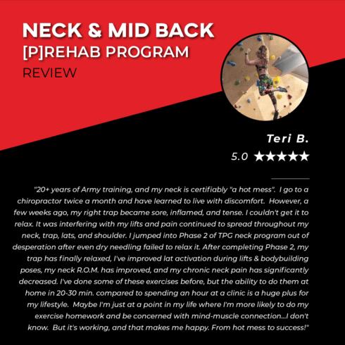 TPG Testimonies - Neck - Teri B