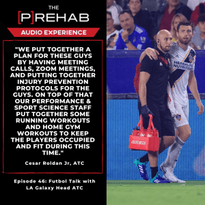 Soccer Injury Prevention Podcast The Prehab Guys