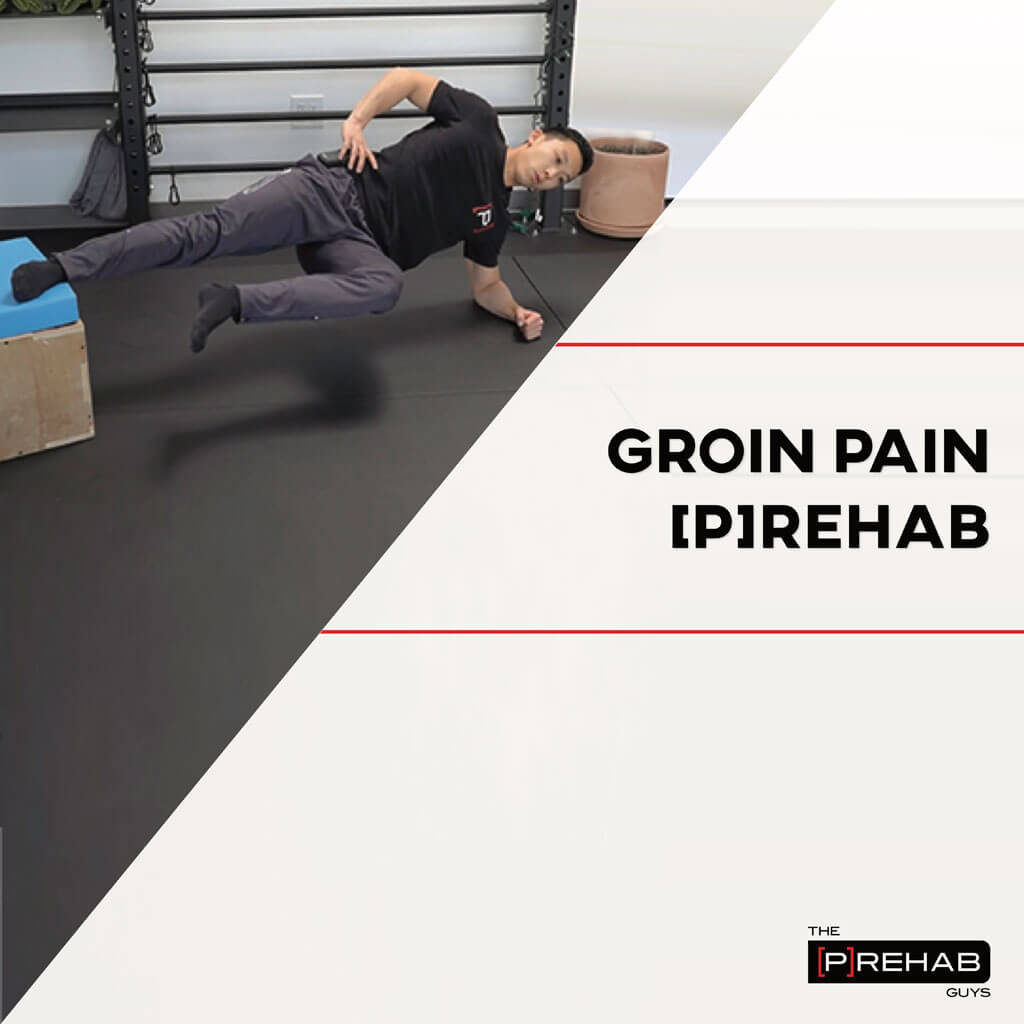 Groin Pain Phase II Workout
