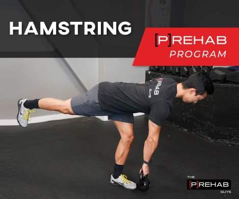 hamstring prehab program the prehab guys