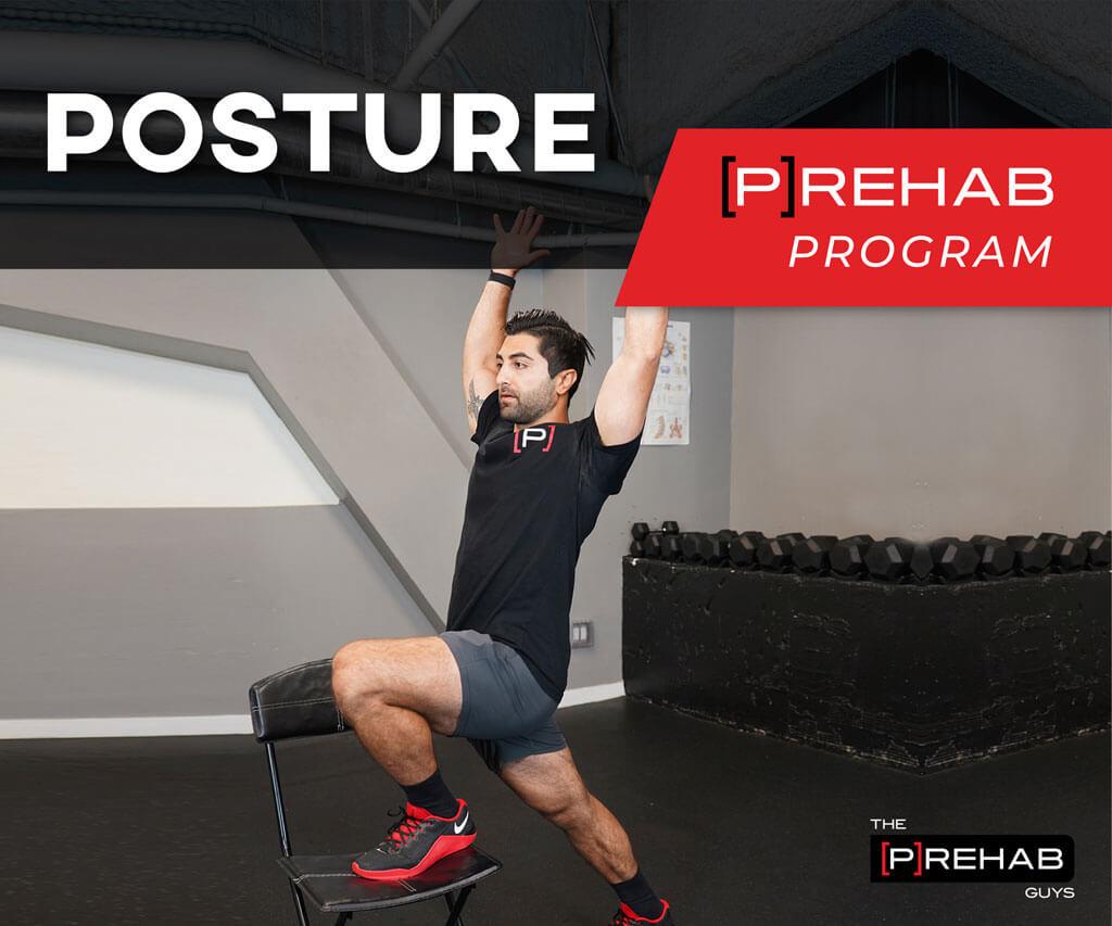 Posture [P]Rehab Program