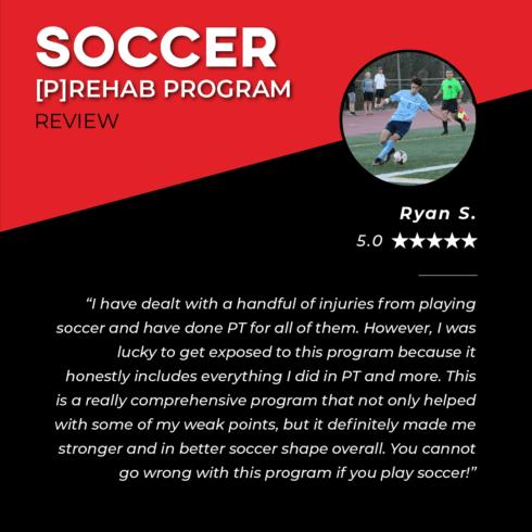 TPG Testimonies - Soccer - Ryan S