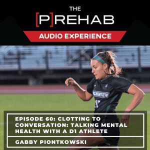 Clotting to Conversation: Talking Mental Health with a D1 Student Athlete - Image