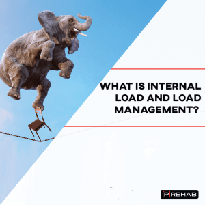 what is internal load the prehab guys